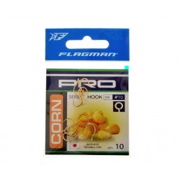 Kabliukai Flagman Corn Pro №10