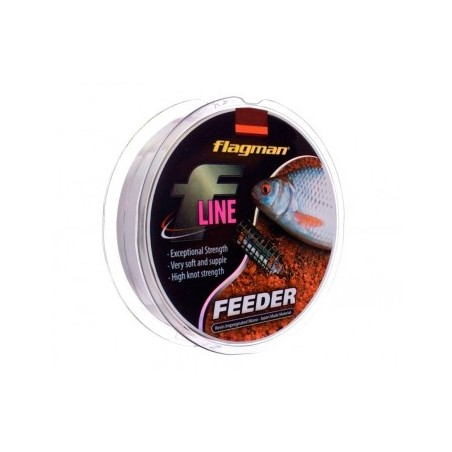 Valas FLAGMAN F-LINE FEEDER 135m 0,25mm