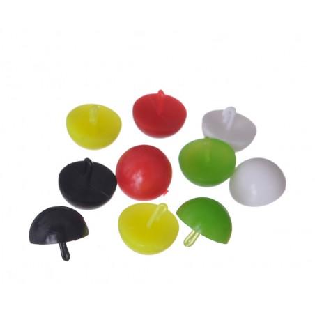 Plaukiantys stoparai boiliams Carp Pro Mix Color