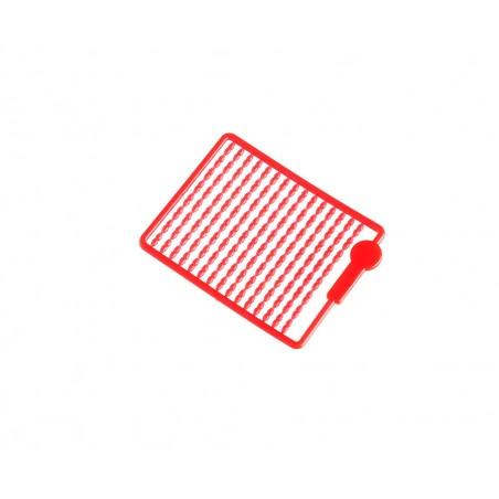 Stoparai Carp Pro mini raudoni
