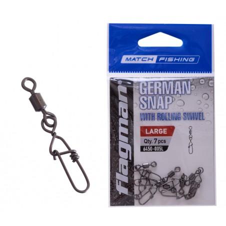 Segtukas Flagman German snap S