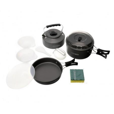 Indų rinkinys Carp Pro Camping Cookware Set