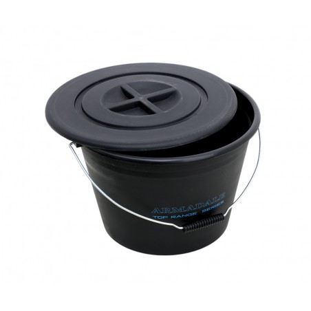 Kibiras su dangčiu Flagman Armadale Bucket With Cover