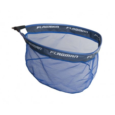 Graibšto galva Flagman Competition Head 40x50cm Coated Mesh