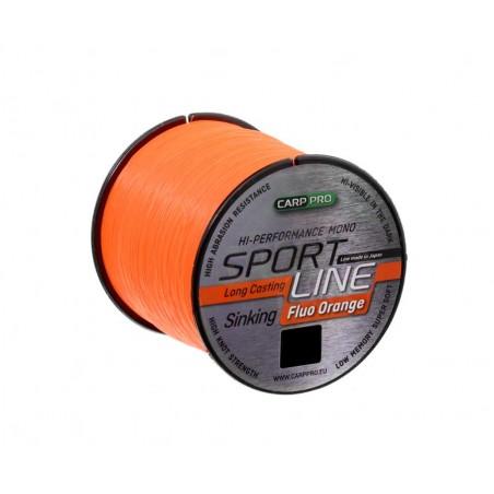 Valas Carp Pro Sport Line Neo Orange 300m 0.3mm