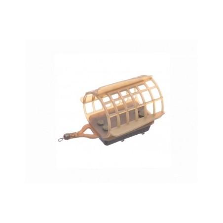 Plastikinė šėryklėlė su stabilizavimo sparneliais (vidutinė) Flagman 28g.