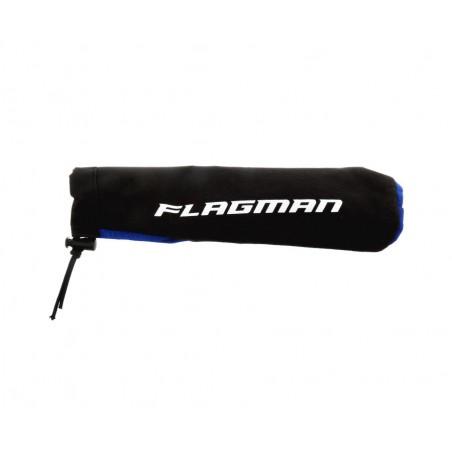 Sudėto meškerykočio apsauga Flagman Tip Protector 26x4.5cm Black-Blue