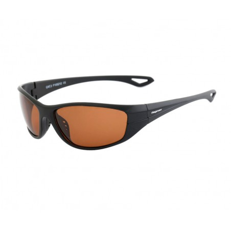 Akiniai Flagman Sanglases Polarized black/brown