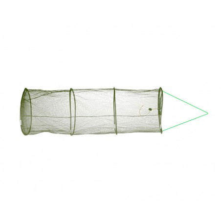 Tinklelis Flagman Keepnet 2mm Green Mesh D-30cm
