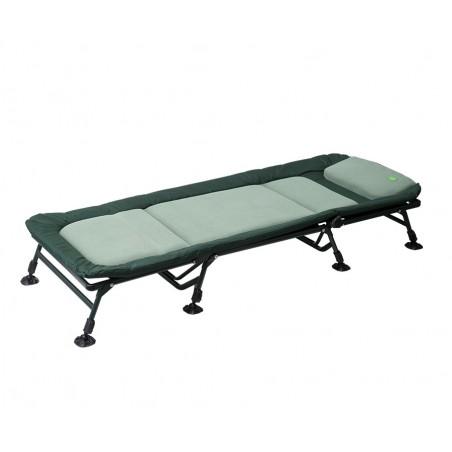 Kėdė ir gultas viename Carp Pro su 8 kojomis