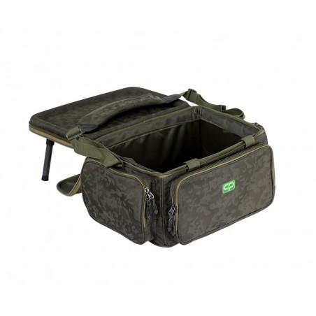Krepšys Carp Pro Diamond su atsilenkiamu staliuku