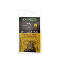 Kabliukai Carp Pro Black...
