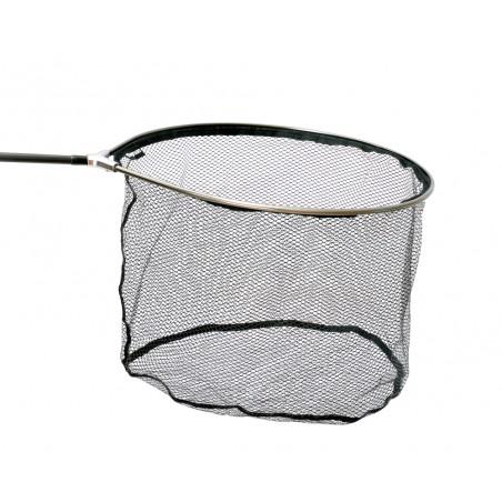 Graibšto galva Flagman LANDING NET HEAD 50x45сm rubber mesh
