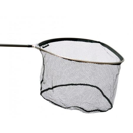 Graibšto galva Flagman LANDING NET HEAD 45x40сm rubber mesh