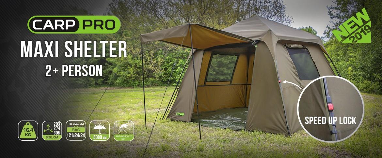 Carp Pro Maxi Shelter